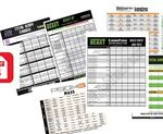 59 Best Beachbody Worksheets And Schedules Images In 2019