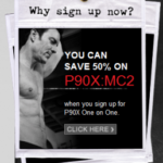P90X One On One Volume 3 Disc 1 Chest Back Balls