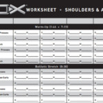 Shoulders And Arms Comparison P90X And P90X2 Home