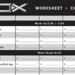 Download P90X Workout Sheets Here Visit This Page To Get