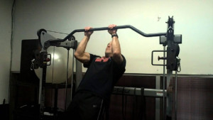 P90X Close Grip Overhand Pull Up YouTube