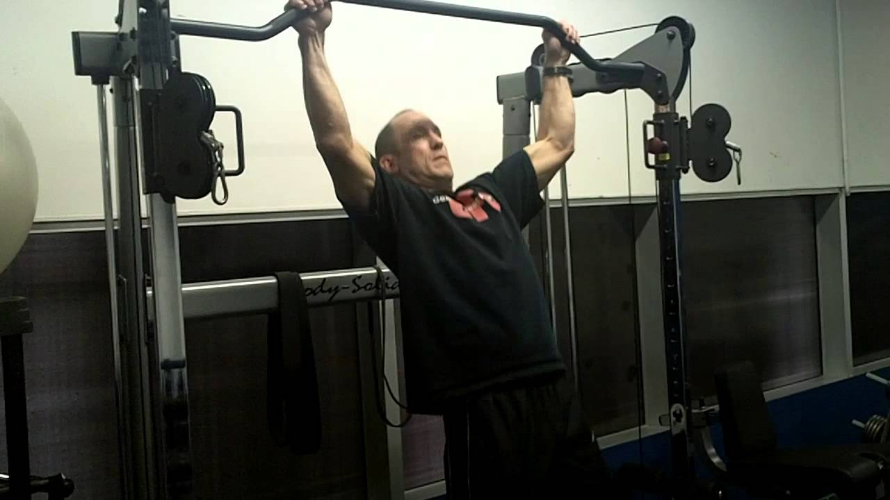 P90X Wide Front Pull Up YouTube