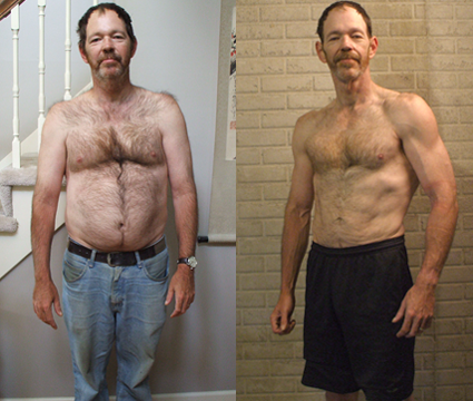 20 Amazing P90X Transformation Pictures