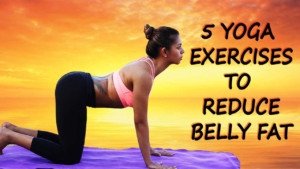 5 Best Yoga Exercises To Reduce Belly Fat Simple Yoga