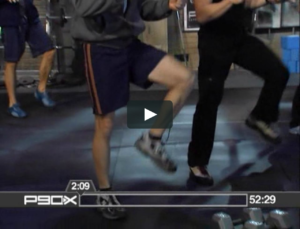 Chest And Back In P90X On Vimeo