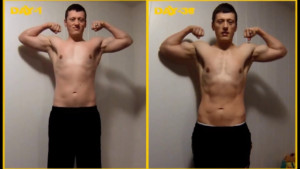 Coach Todd CRAZY P90X3 Block 1 Results YouTube
