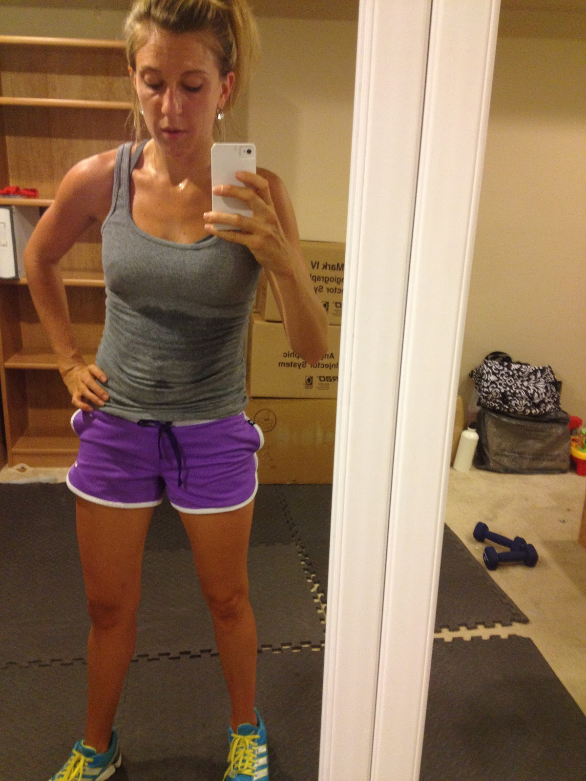 Committed To Get Fit P90X Insanity Hybrid Week 6