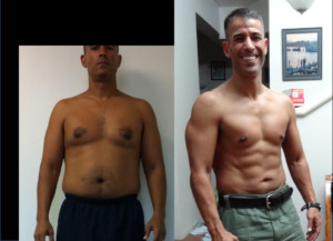 Darren A P90X Results Your Fitness Path