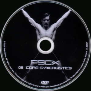 Fill Me With Meaning P90X Core Synergistics