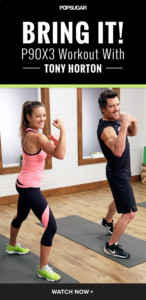 Full body Workout In Ten Minutes With Tony Horton Of P90X