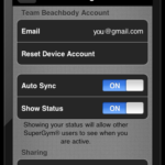 How To Use The P90X IPhone App