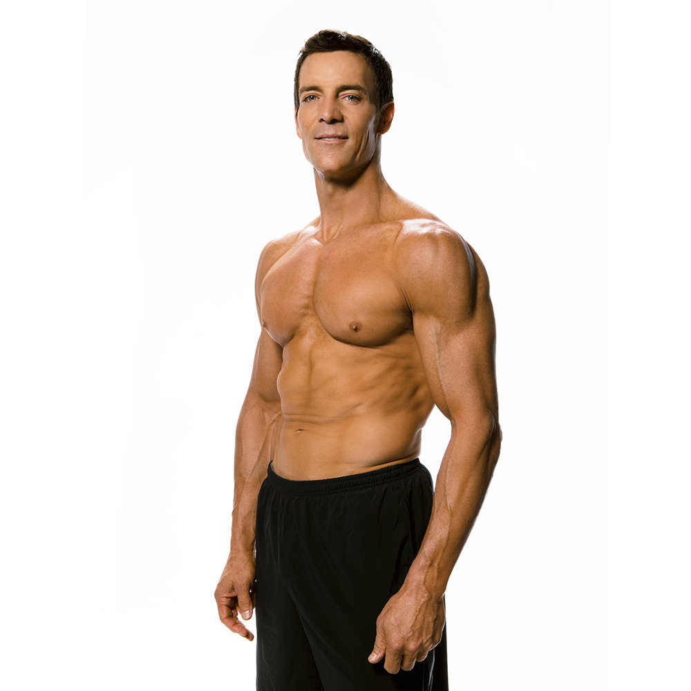 In Beachbody P90X DVD Workout