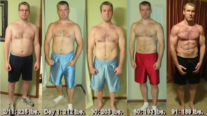 John s P90X Workout Results And Transformation YouTube