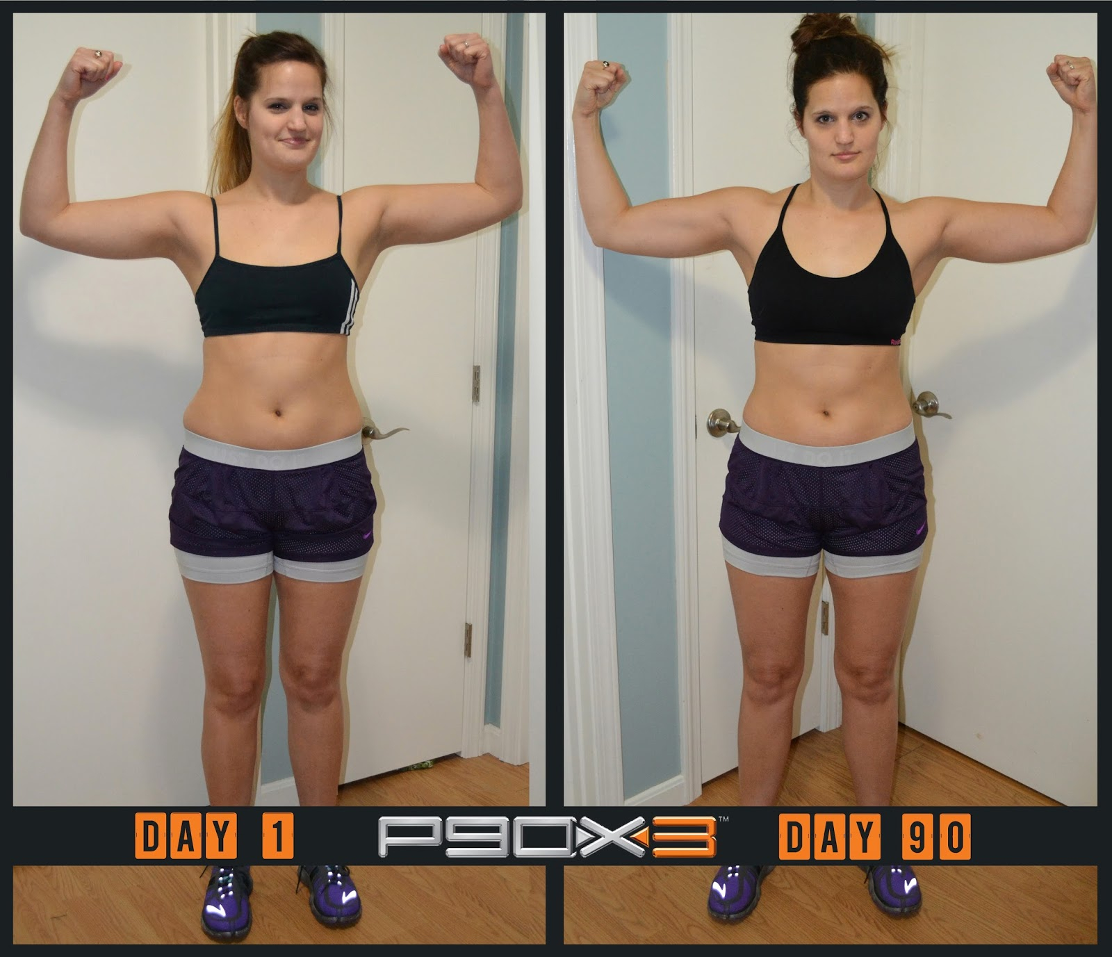 Live Lovely P90X3 RESULTS