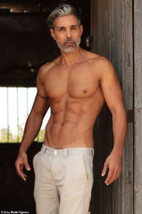 Male Models Over 50 Reveal Their Experiences Daily Mail