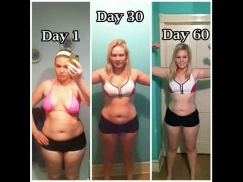 My P90X 60 Day Results YouTube