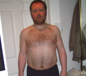 My P90X Journey Day 32 30 Day Progress Report with