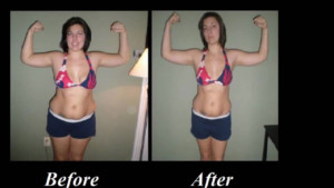 My P90X Results Round 1 YouTube