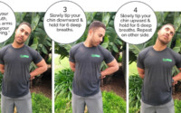 Neck Stretches To Reduce Tension Stress Pain Body