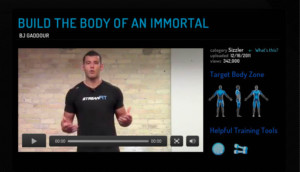 New Web Mobile Fitness App Describes Itself As P90X Meets
