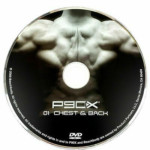 P90X 01 Chest Back Beachbody Replacement Disc