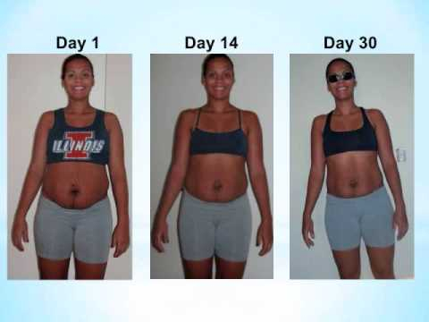 P90X 30 Day Results wmv YouTube