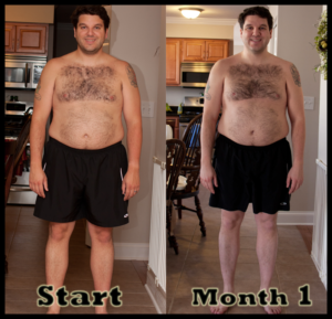 P90X 30 Day Wrapup