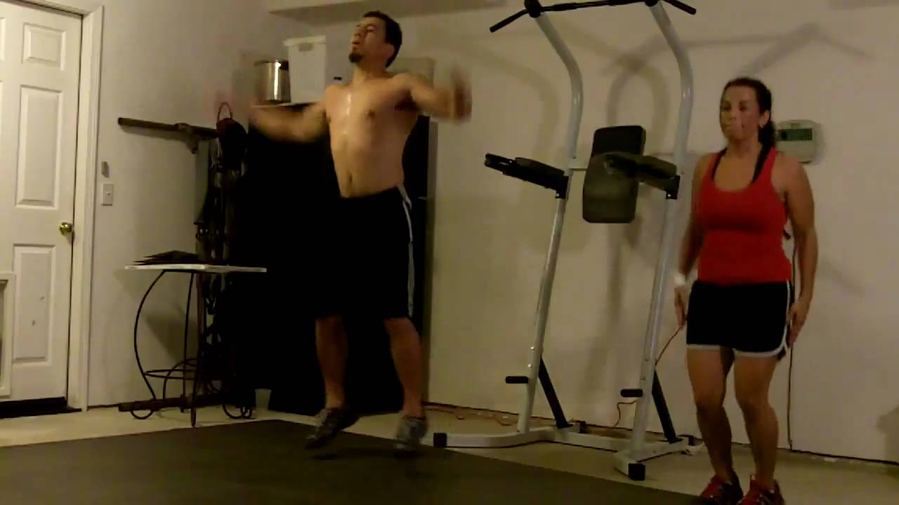 P90X Day 6 Of All 90 P90X Kenpo YouTube