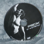 P90X Disc 7 X Stretch Replacement Disc DVD Extreme Home