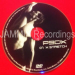 P90X DVD 07 DISC 7 X STRETCH OFFICIAL RELEASE