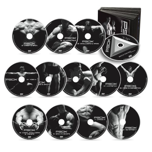 P90X DVD Workout Base Kit