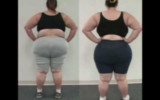 P90X Final Results Before And After Photos 440 Pounds
