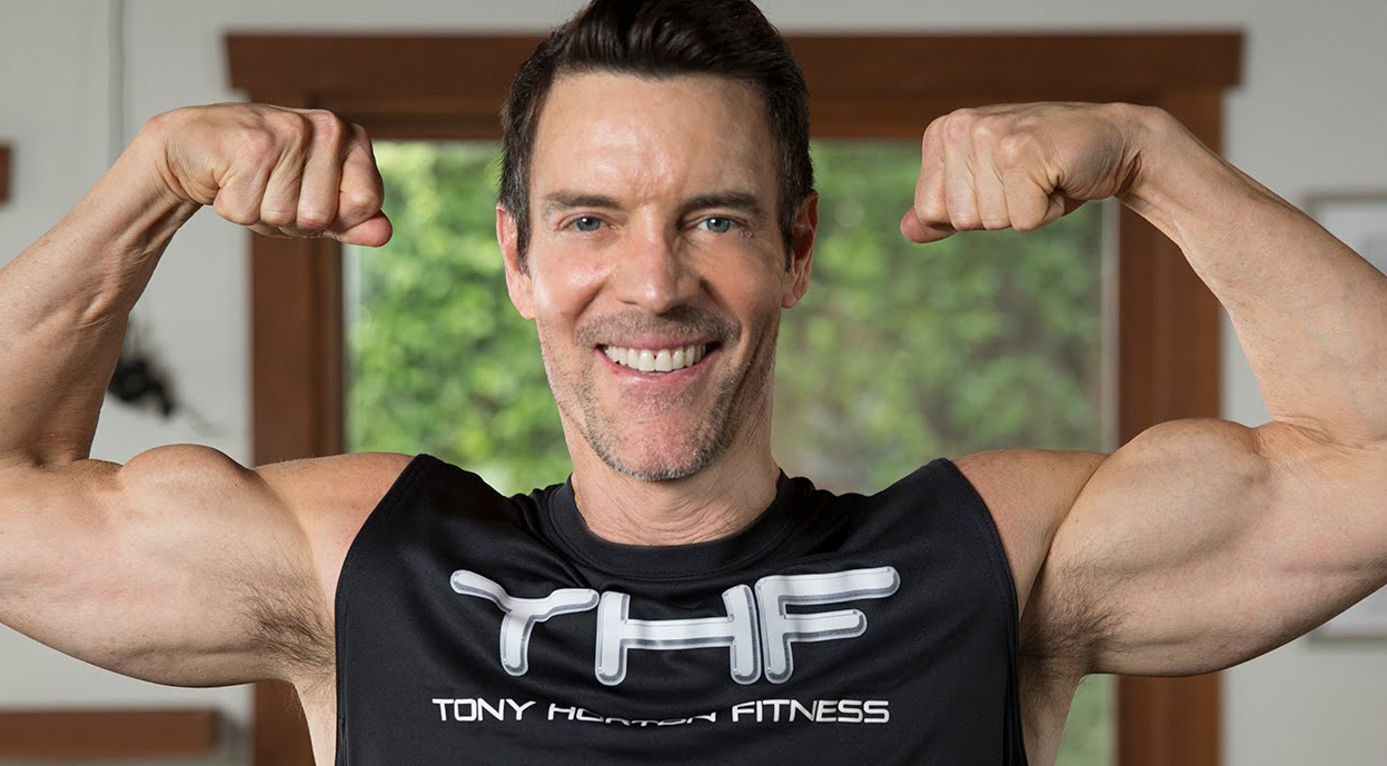 P90X Founder Tony Horton Is Switching To A Plant based Diet