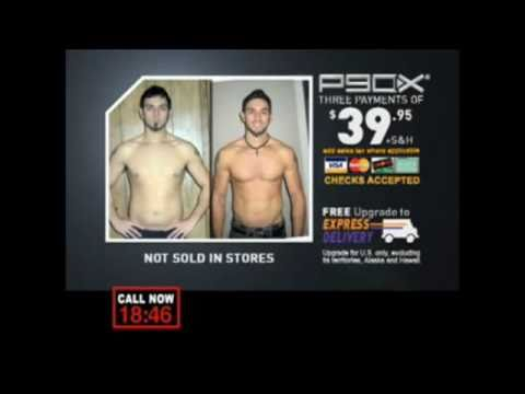 P90X Infomercial 1 Of 3 YouTube