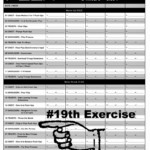 P90x Plyo Workout Routine Blog Dandk