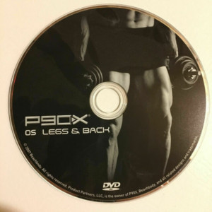 P90X Replacement DVD Discs INDIVIDUALLY SOLD EBay