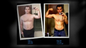 P90X Results Awesome Transformation YouTube