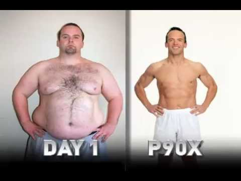 P90X Results Men Jeremy Y Drops 180 Lbs YouTube
