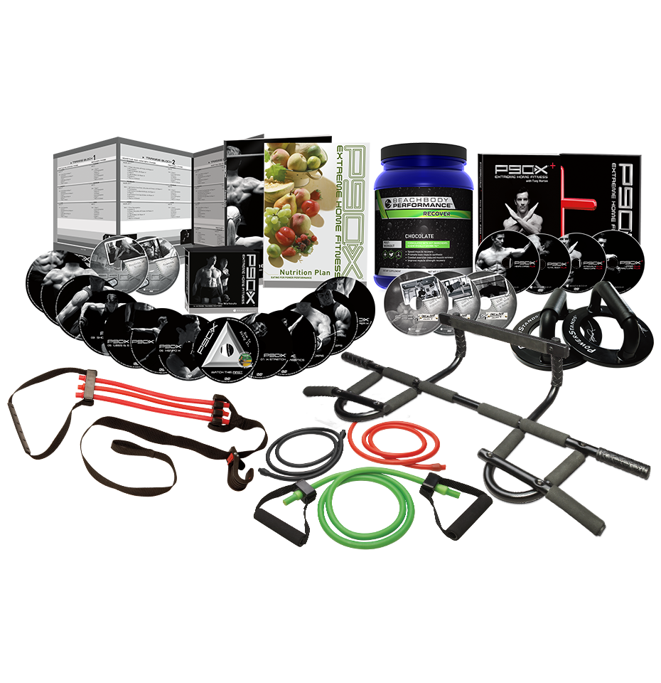 P90X Ultimate Kit Team Beachbody CA