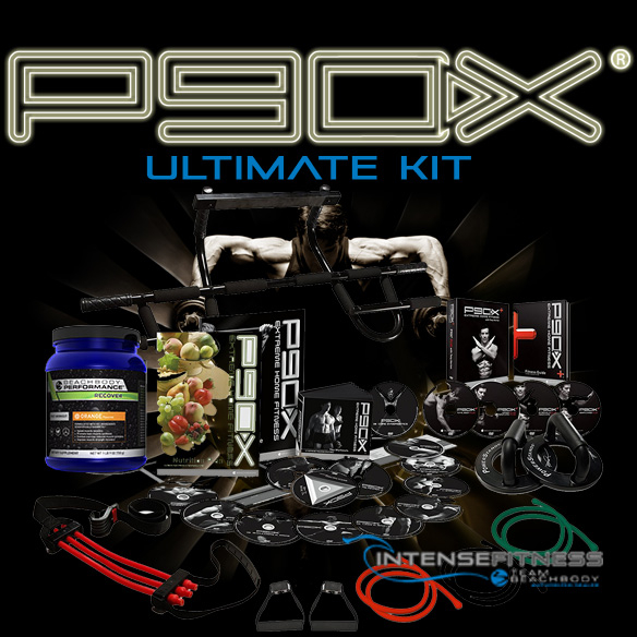 P90X Ultimate With Tony Horton From Beachbody