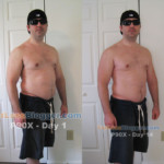 P90X Update Comparing Day 1 And Day 14 Photos