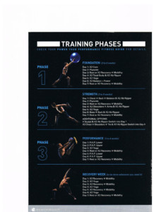 P90x2 My Current Workout Plan I m On Week 2 And Getting