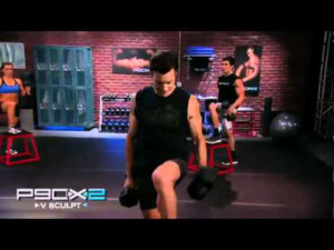 P90X2 Preview X2 V Sculpt Workout YouTube