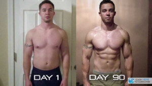 P90X2 Results Fitness Watch Josh s AMAZING P90X2