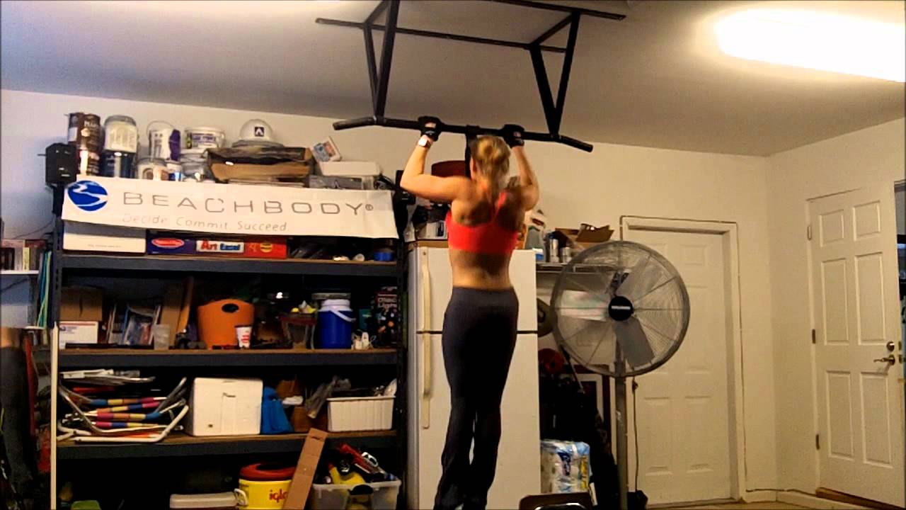 P90X2 Week 6 V SCULPT YEAH BABY Back And Biceps YouTube