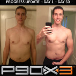 P90X3 60 Day Results Progress Eating More And Gaining Weight