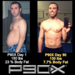 Personal Trainer Tries P90X And Gets Ripped