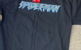 Rare DS Spiderman Mad Engine T shirt Sz L 2002 Double