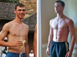 Results After 4 Weeks Not P90X Only 20 Min day YouTube