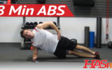 Shredding 8 Minute Abs Workout Class W Coach Kozak 8